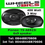 Автомобильные колонки (6''x9'') Pioneer TS-A6933I